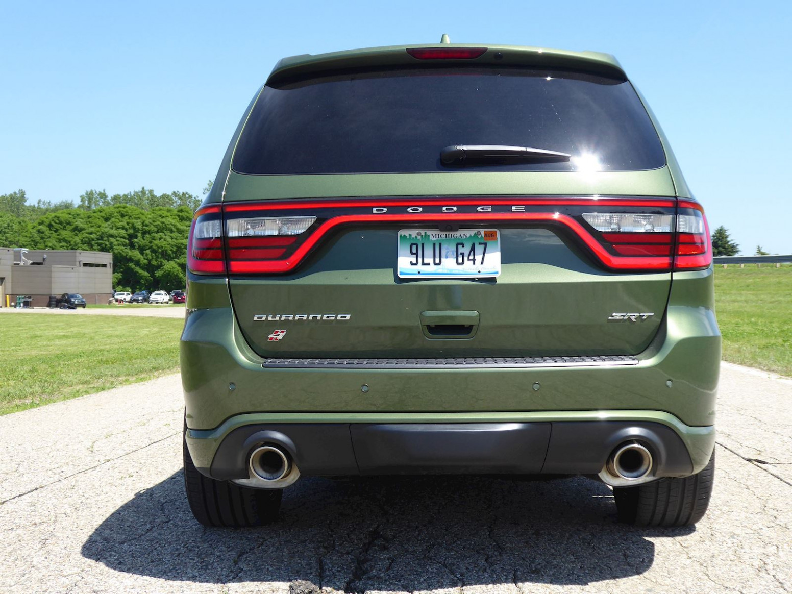 Test Drive: 7 Dodge Durango Review | Expert Reviews | J.D