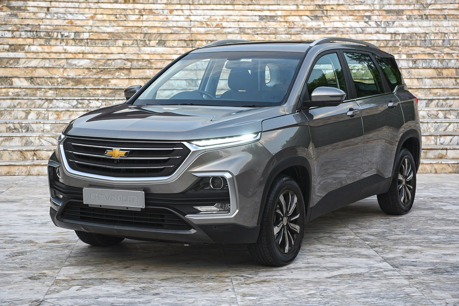 The 6 Chevrolet Captiva is Coming to Egypt - The News Wheel