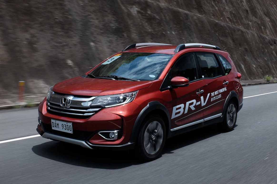 The 6 Honda BR-V Remains a Segment Standout | CarGuide.PH ..