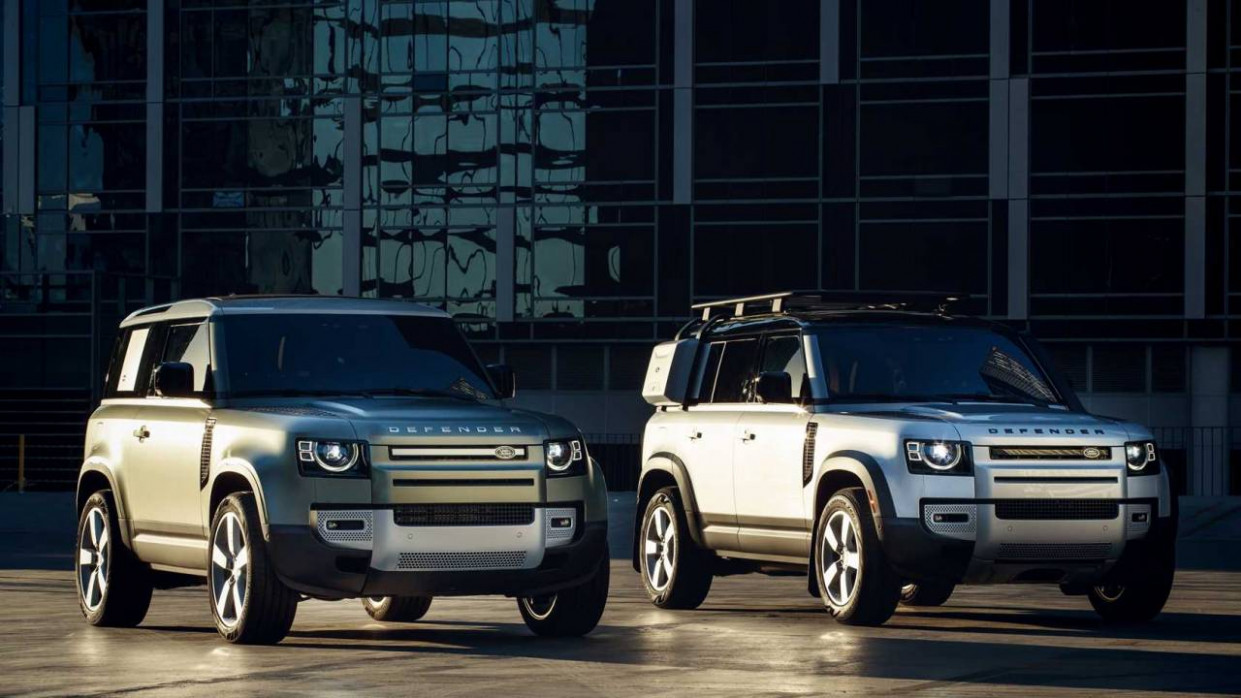 The 6 Land Rover Defender is pitch-perfect - SlashGear