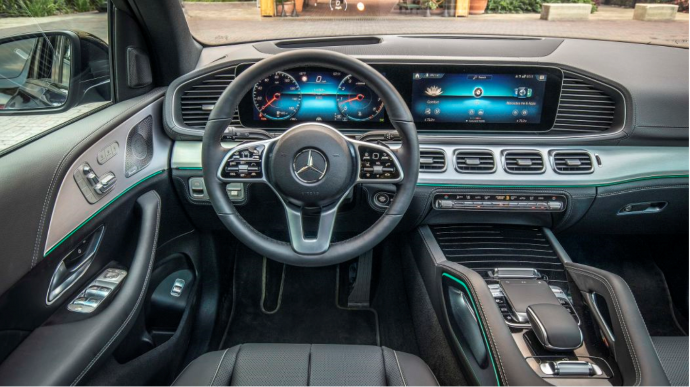 The 6 Mercedes-Benz GLE: A Power-Packed Beast - 2020 mercedes inside