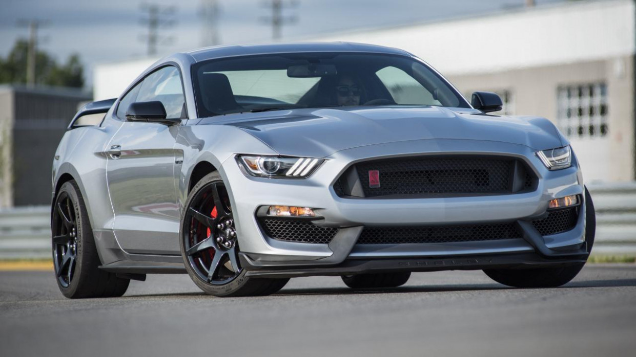 The 6 Mustang Shelby GT6 R is even pointier | Top Gear - 2020 ford shelby gt350