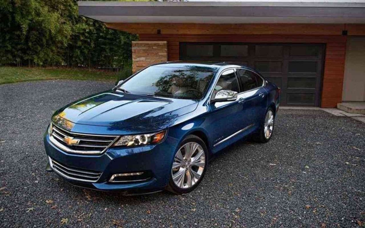 The 7 Chevrolet Impala Interior, Exterior and Review (con ..
