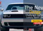 The 7 Dodge Challenger Hellcat Luxury Sport Car All New Legend Sultan  Concept