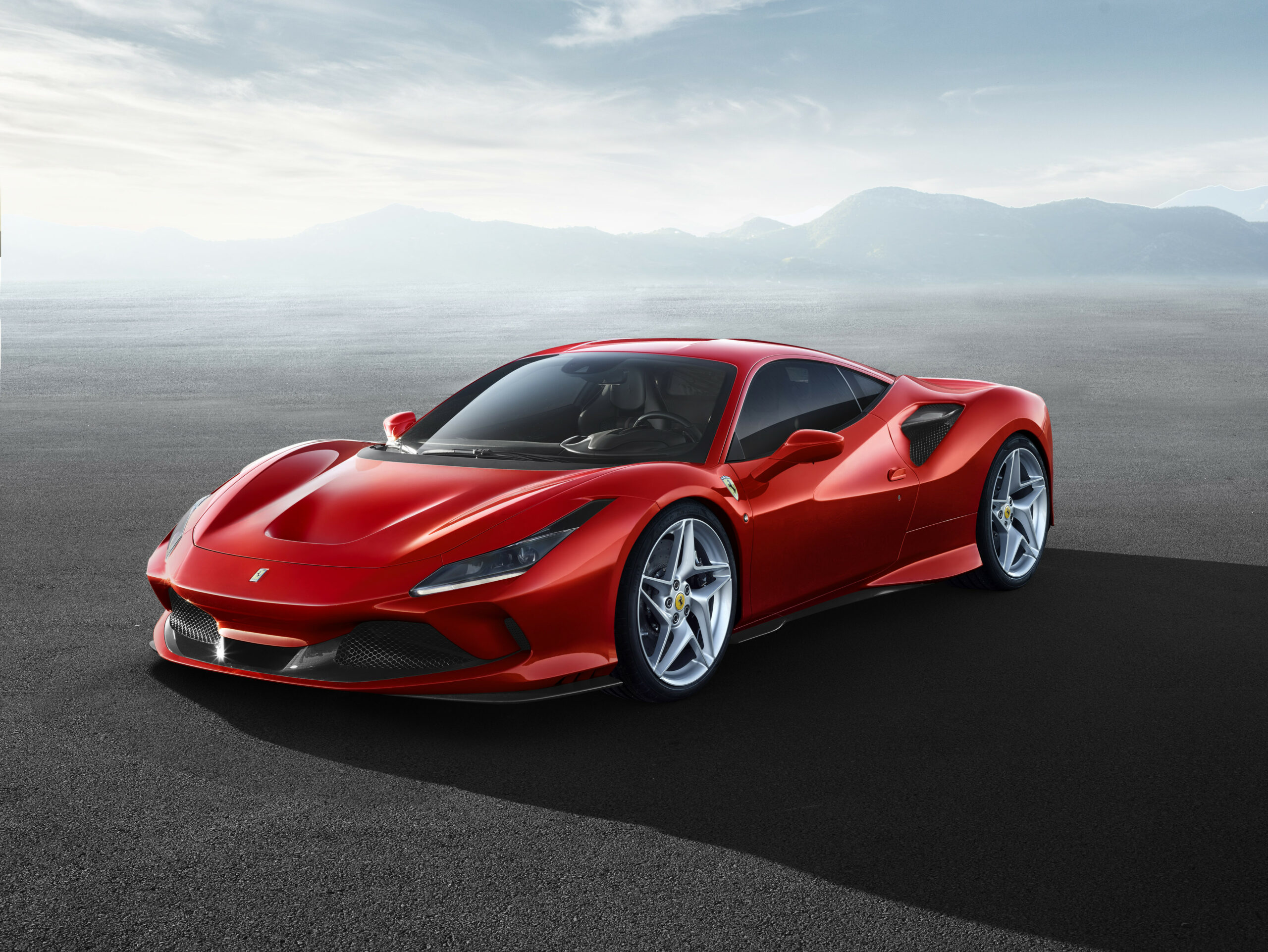 The 7 Ferrari F7 Tributo Joins Ferrari's Lineup As A Successor ...
