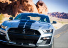 The 7 Ford Shelby Mustang is a savage, daily-driver muscle car ...