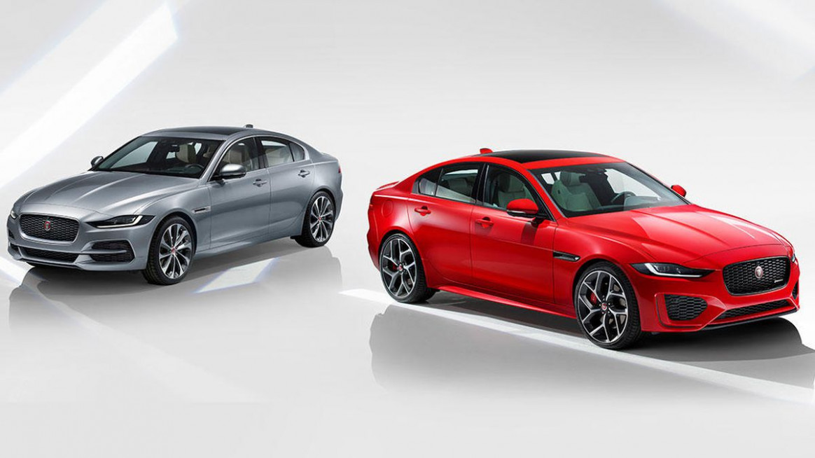 The 7 Jaguar XE gets facelifted inside and out for Geneva ..