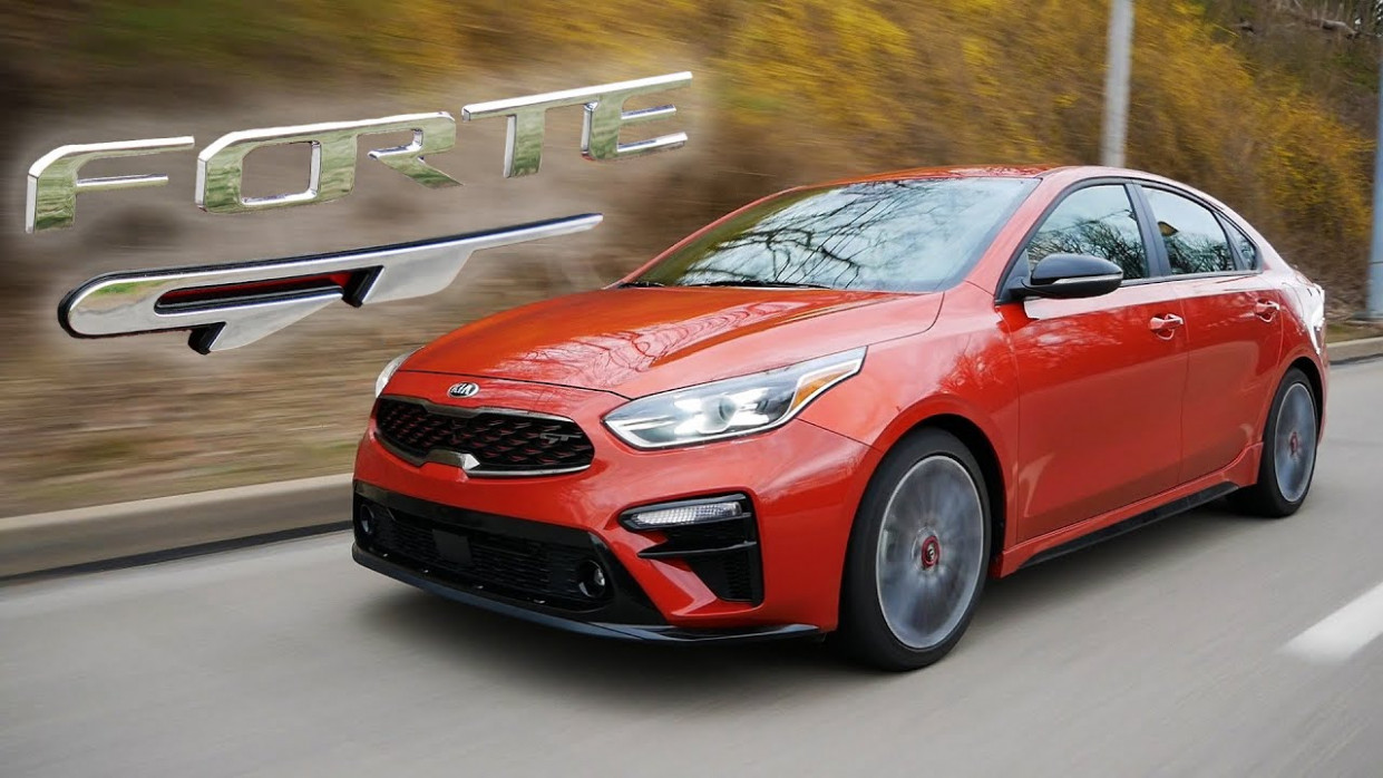 The 7 Kia Forte GT is the Best Sport Compact Value - 2020 kia forte youtube