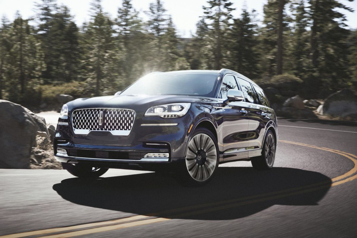 The 8 Lincoln Aviator Hybrid Will Be More Powerful Than The ..