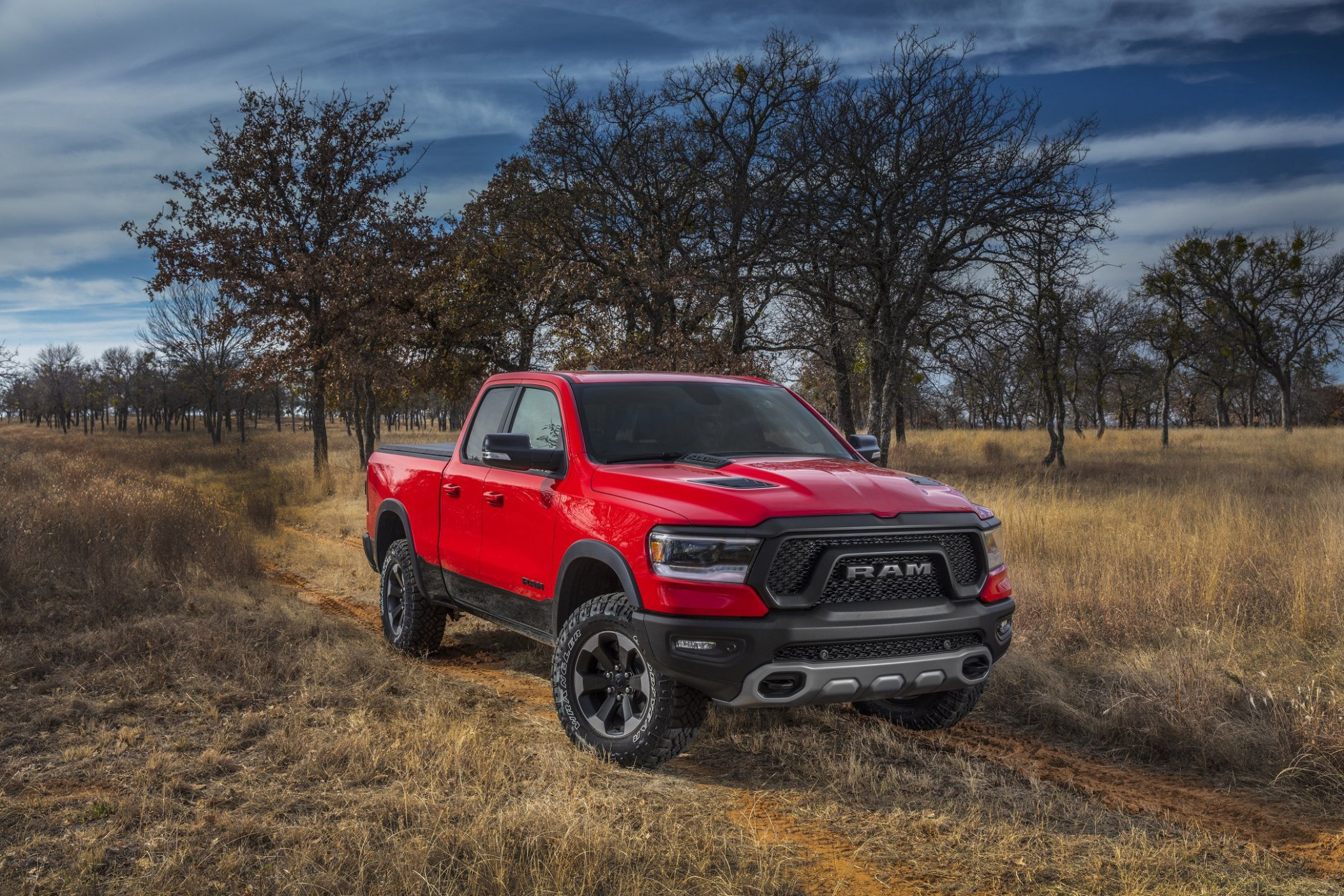 The 8 Ram 8 EcoDiesel Is the McMansion of Pickup Trucks