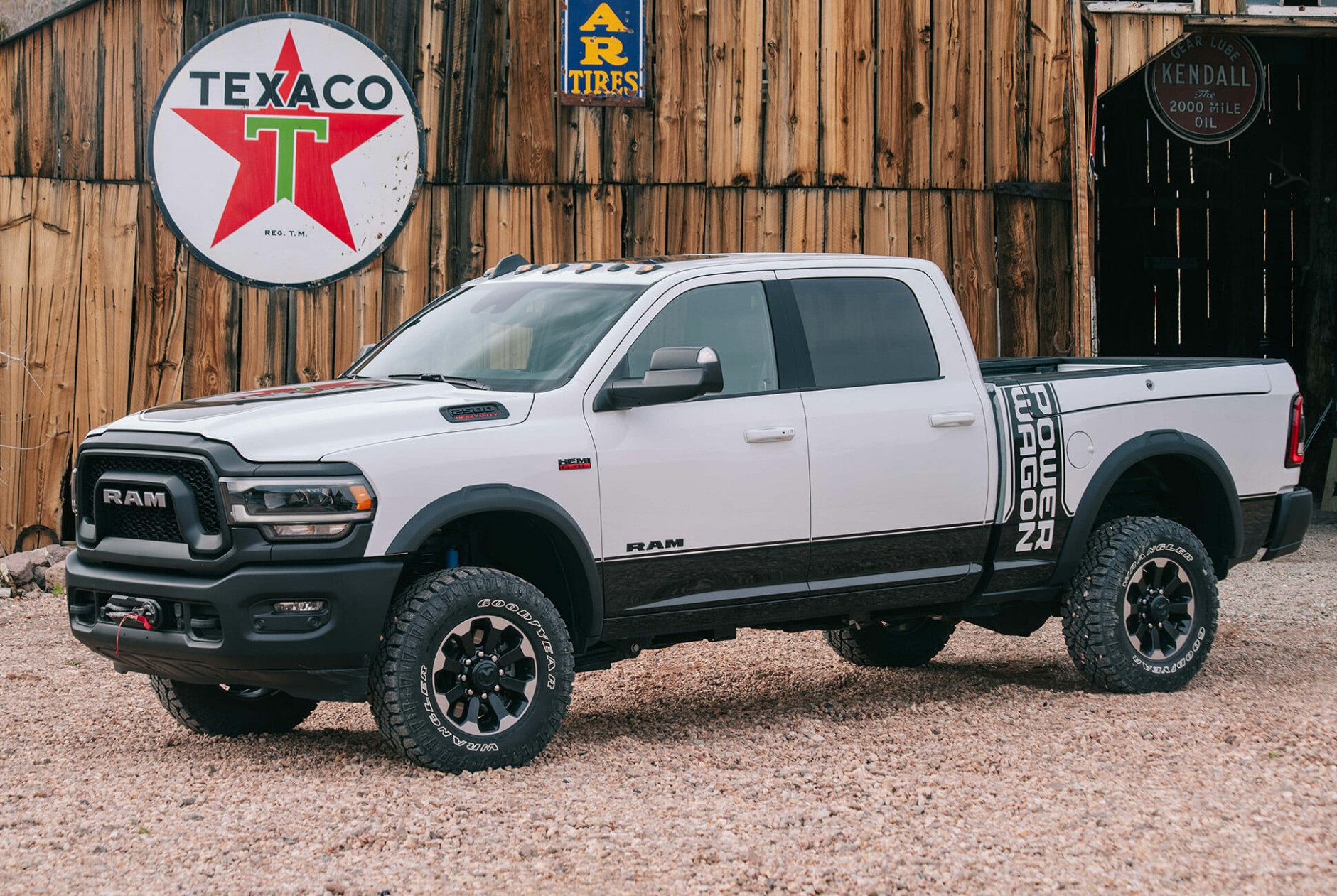 The 8 Ram Power Wagon Is the Most Capable Pickup You Can Buy ..