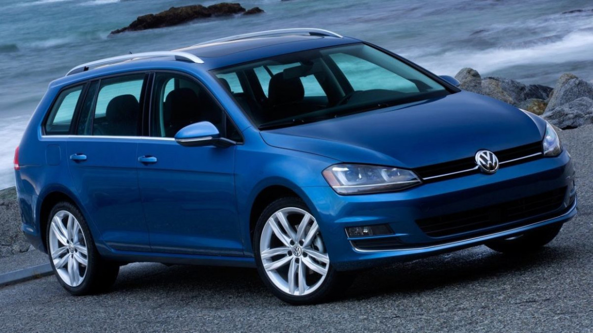 The 8 Volkswagen Golf May Lose the Wagon To Target BMW: Report
