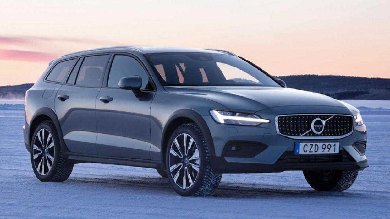 The 8 Volvo V8 Has Been Launched Officially - Newsroom ..