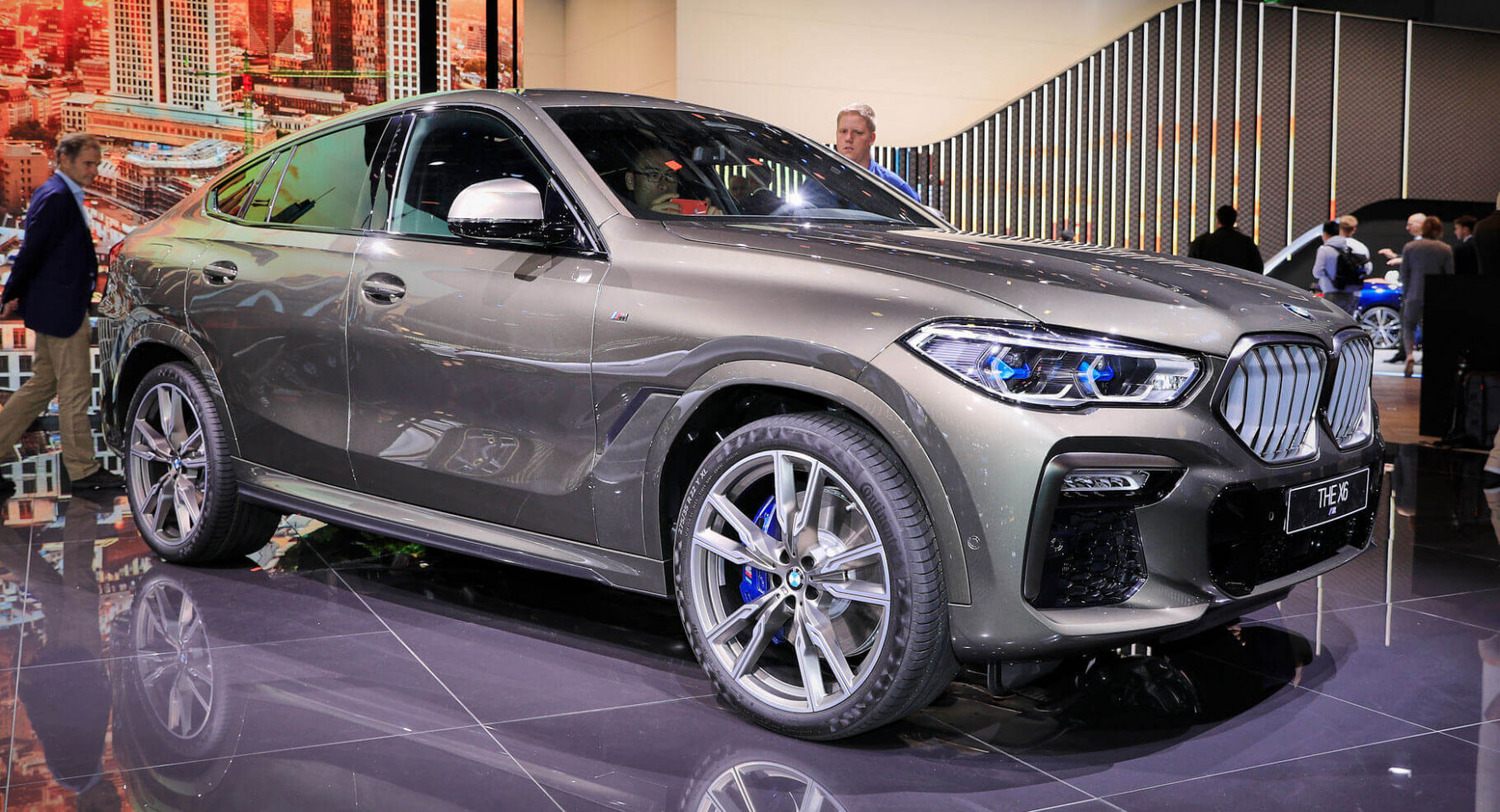 The Bold And The Very Fast: 8 BMW X8 M8i Lands On Home Soil ..