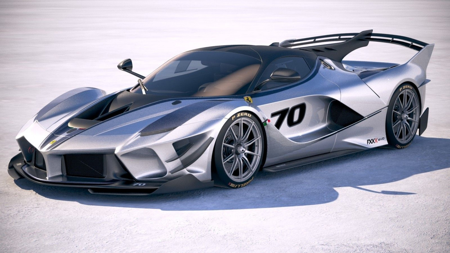 The Ferrari FXX K EVO. This thing actually exists. | Posted by ..