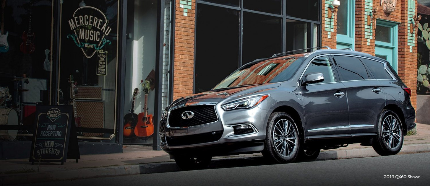 The INFINITI JX is now the 8 QX8 Crossover | New Name ...