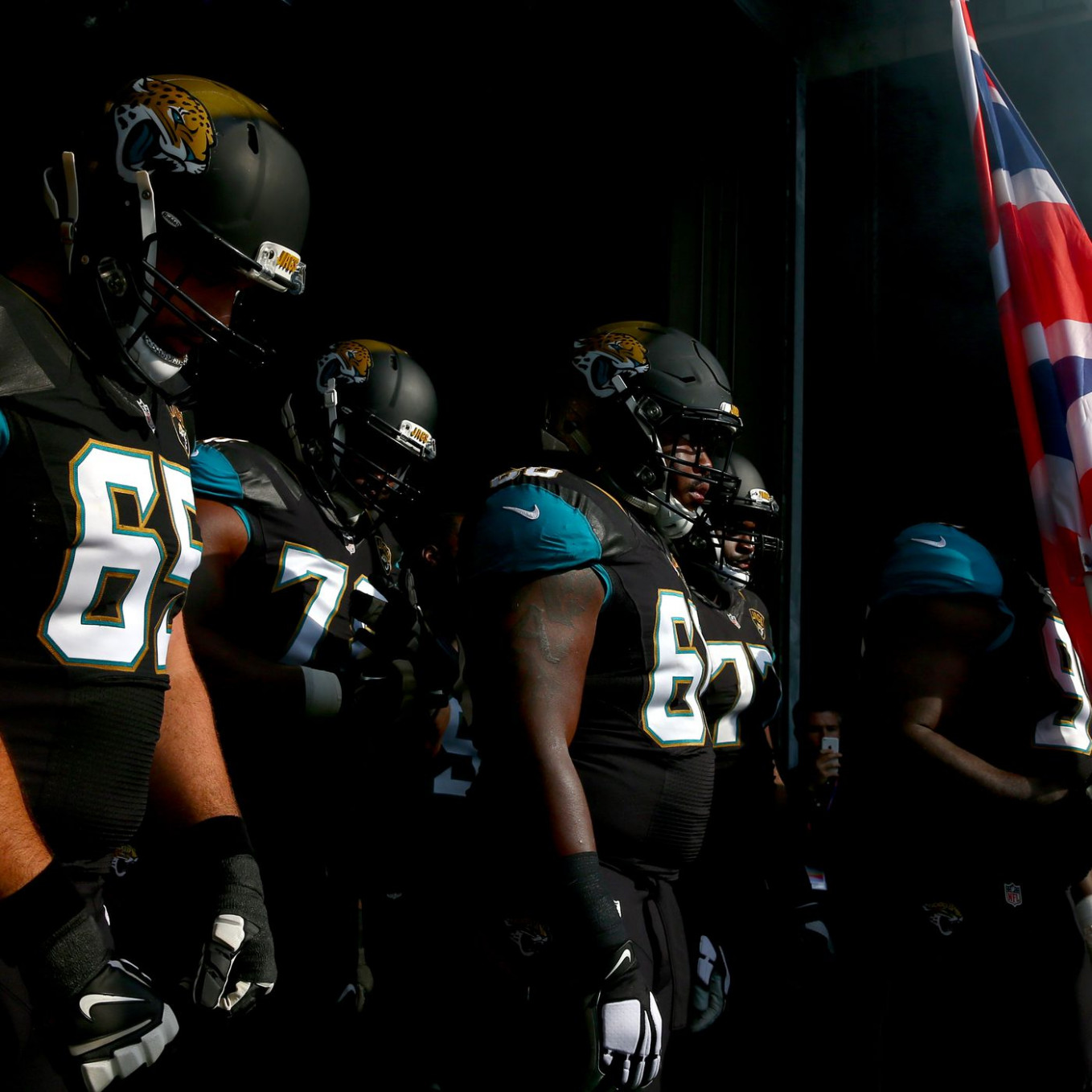 The Jaguars' decision to play 6 home games in London, explained ...