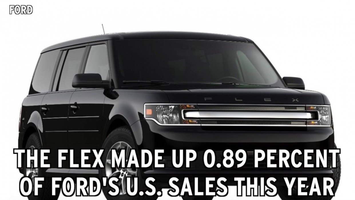 The kind of the 8 Ford Flex S is designed for the people who ...