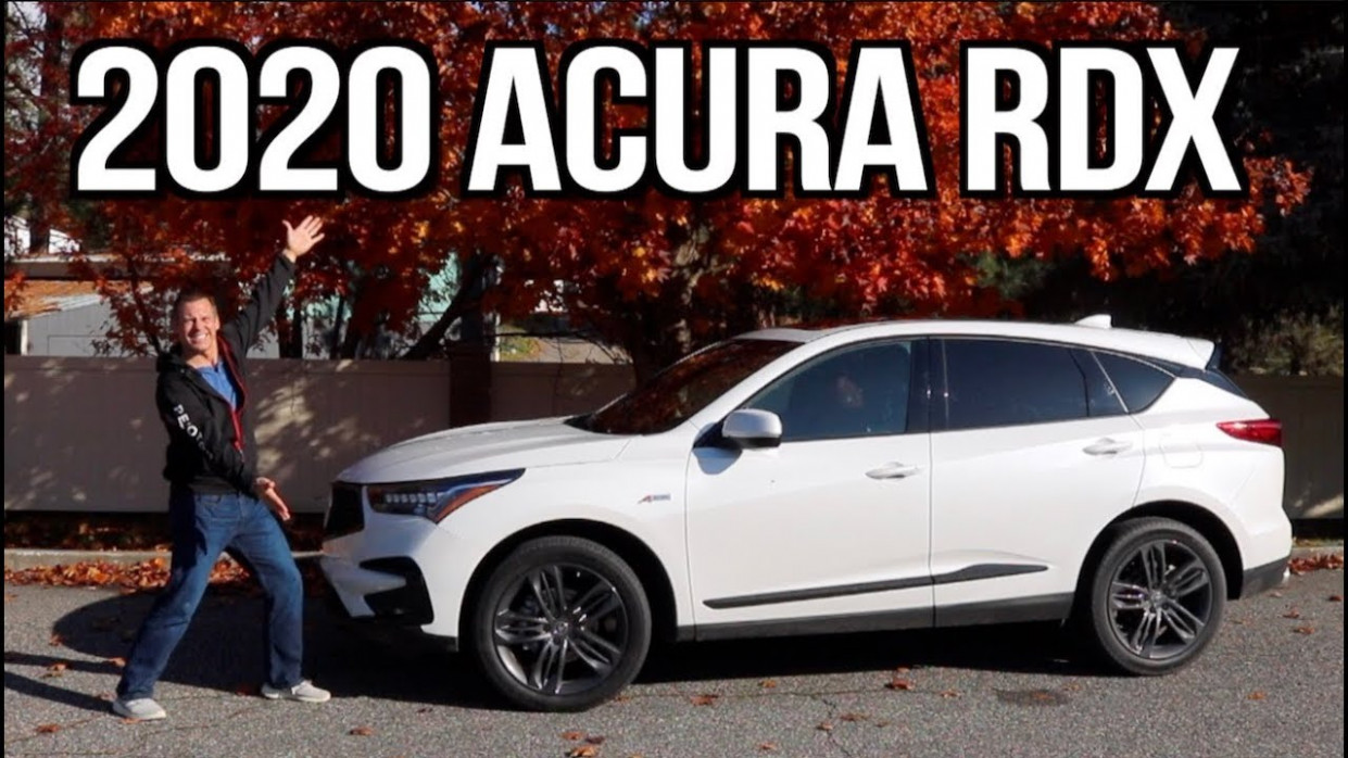 The Meaning of Life: 8 Acura RDX on Everyman Driver - 2020 acura rdx review youtube
