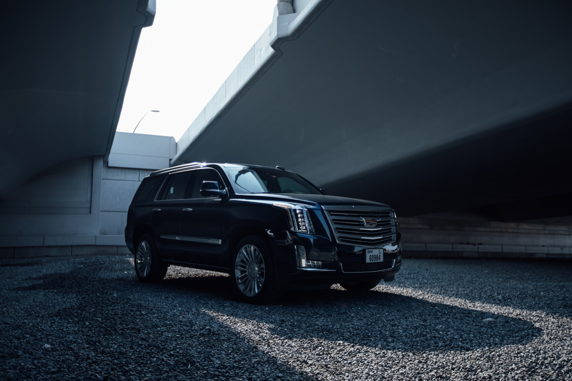 The new 7 Cadillac Escalade, more luxurious than ever before