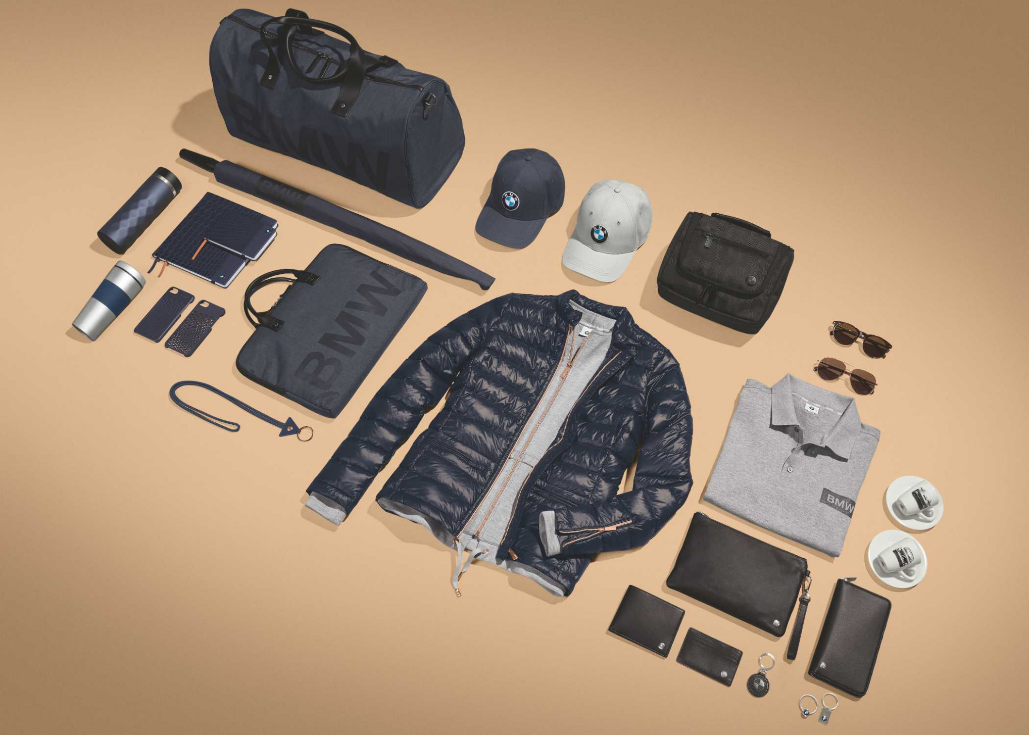 The new styles from the BMW Lifestyle collections. BMW Lifestyle ..