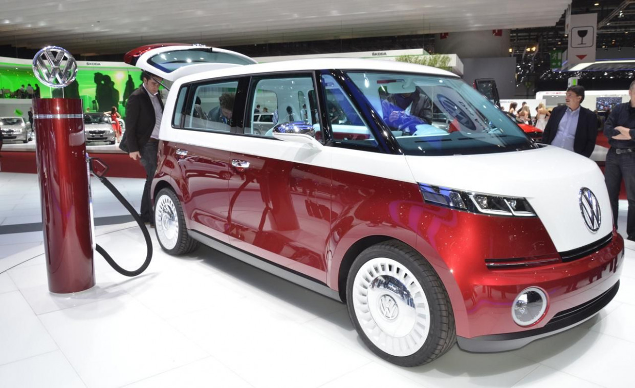 The new Volkswagen electric bus to be re-released by 6 ..