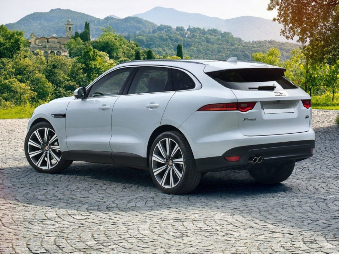 The Real Reason Behind 8 White Jaguar F Pace | Jaguar suv ..