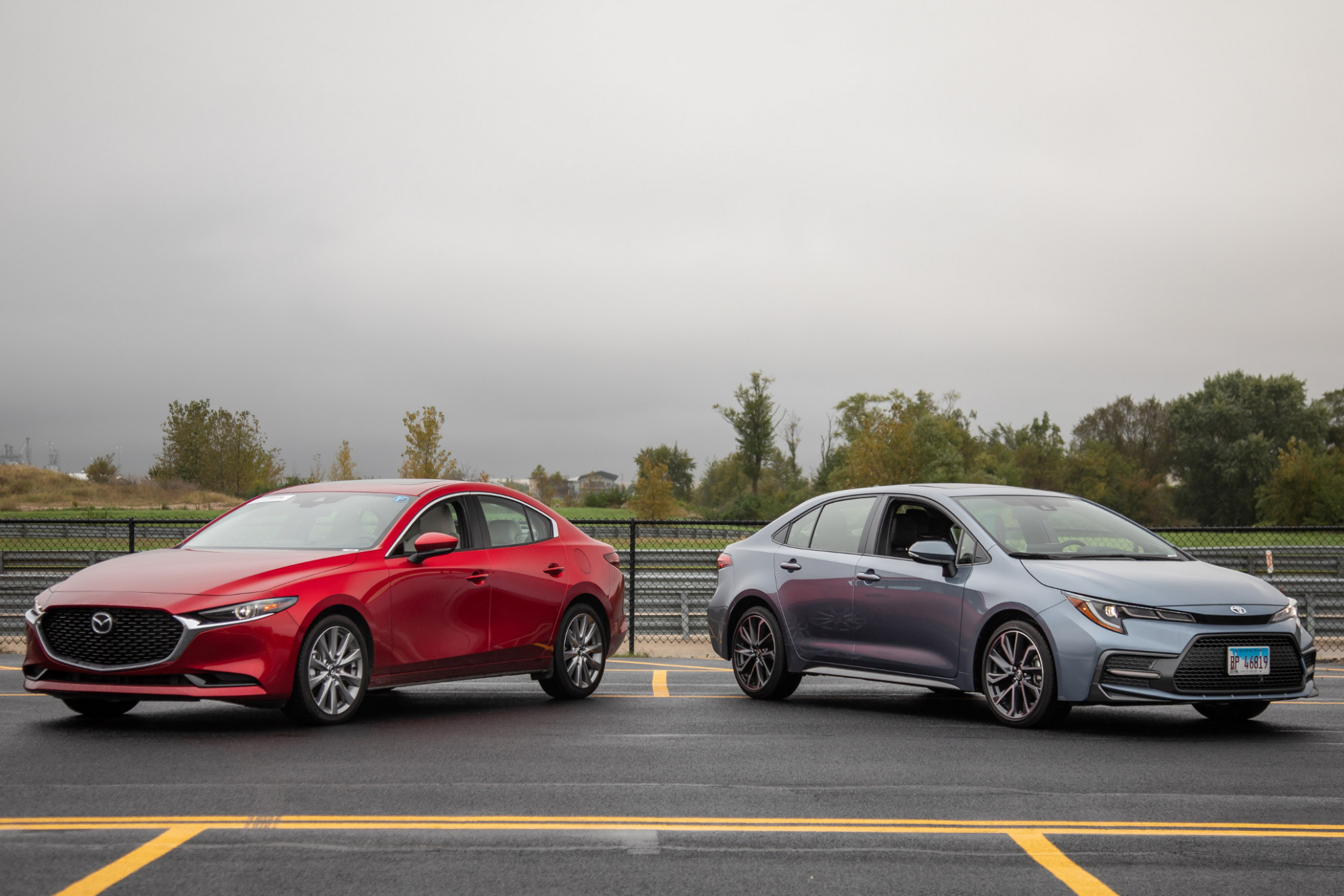 The Toyota Corolla XSE Is More Fun to Drive Than a Mazda8, and ..