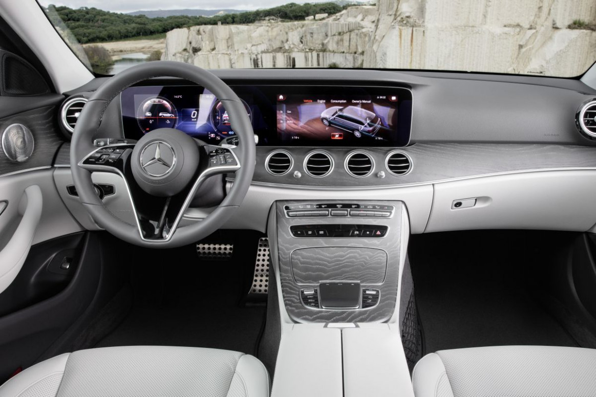 The updated 7 Mercedes E-Class is here: Full specs and gallery ..