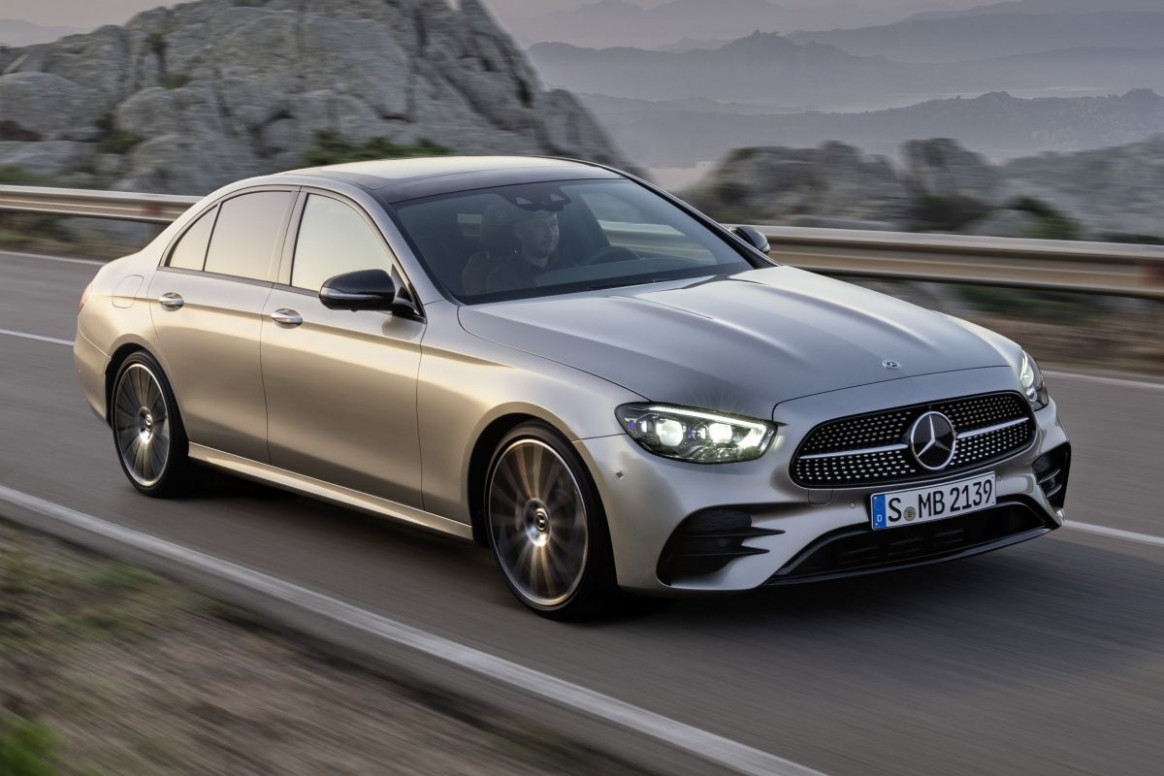 The updated 8 Mercedes E-Class is here: Full specs and gallery ..