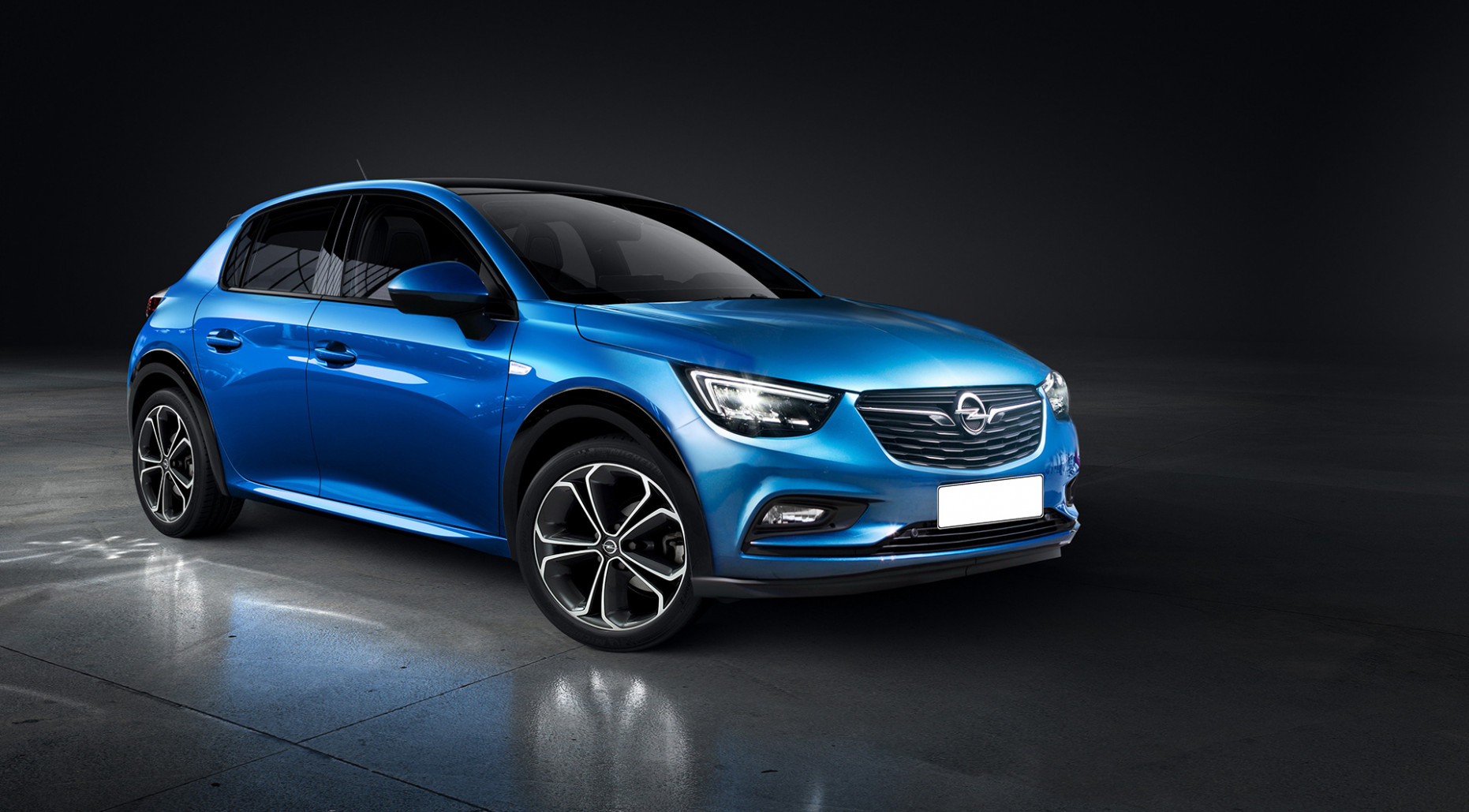 This 8 Opel Corsa Rendering Has Crossover Inspiration ..