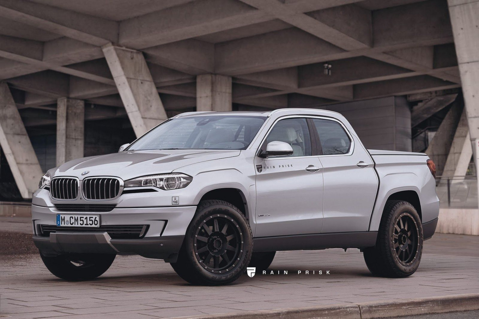 This BMW Pickup Truck Rival To The Mercedes-Benz X-Class Could Be ..