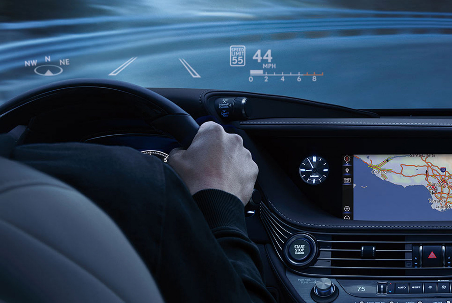 This Is Why Head-Up Displays Are the Future of Automotive Tech ...