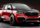 This Mercedes-Benz X-Class Was Tuned For Cycling Enthusiasts ...
