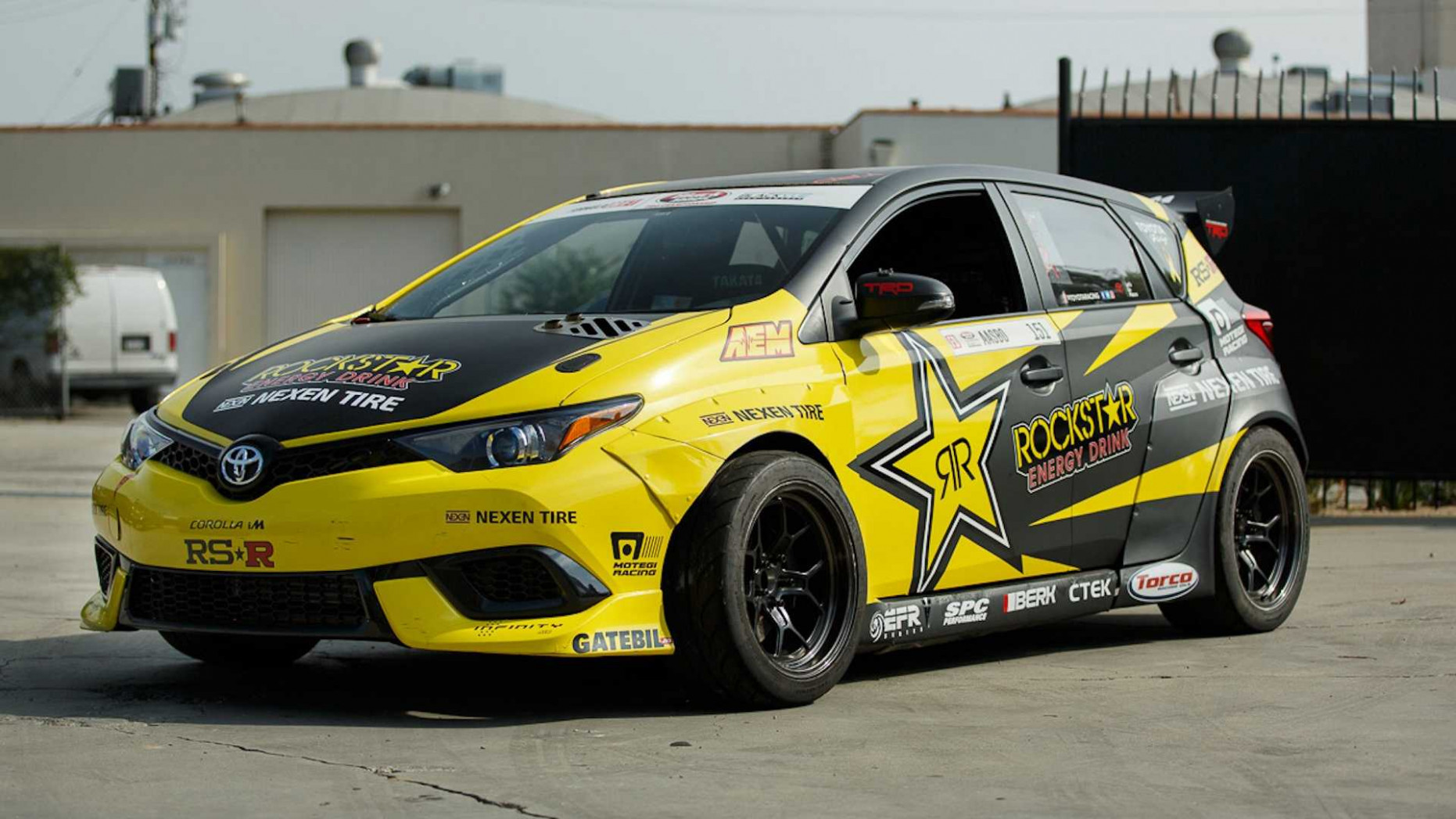 This RWD Toyota Corolla iM Formula Drift Car Is Up For Bid - toyota im 2020