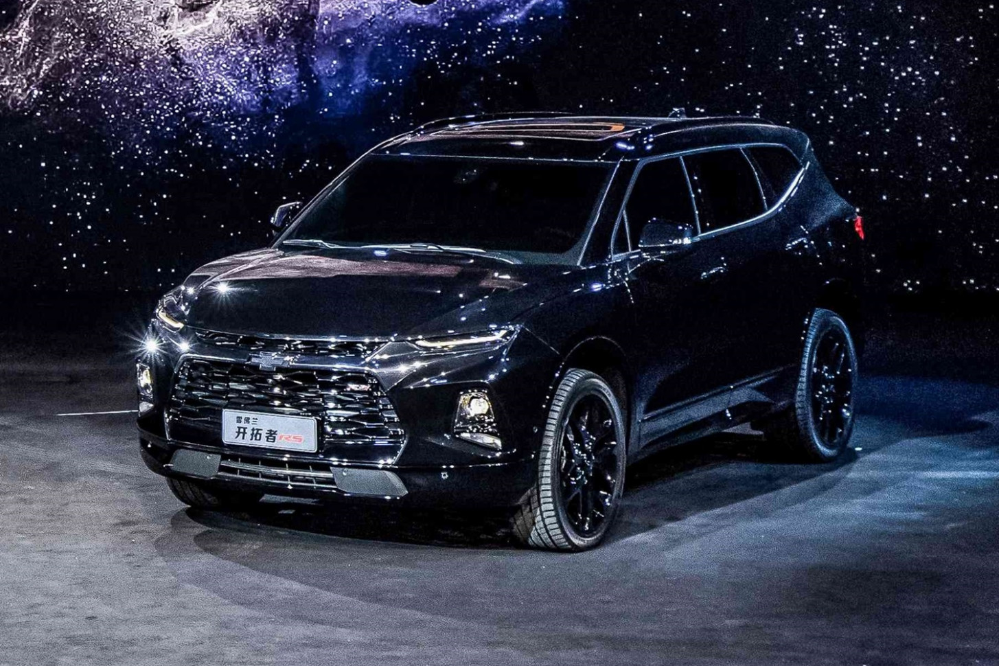 Three-Row Chevrolet Blazer Officially Revealed In China | GM Authority