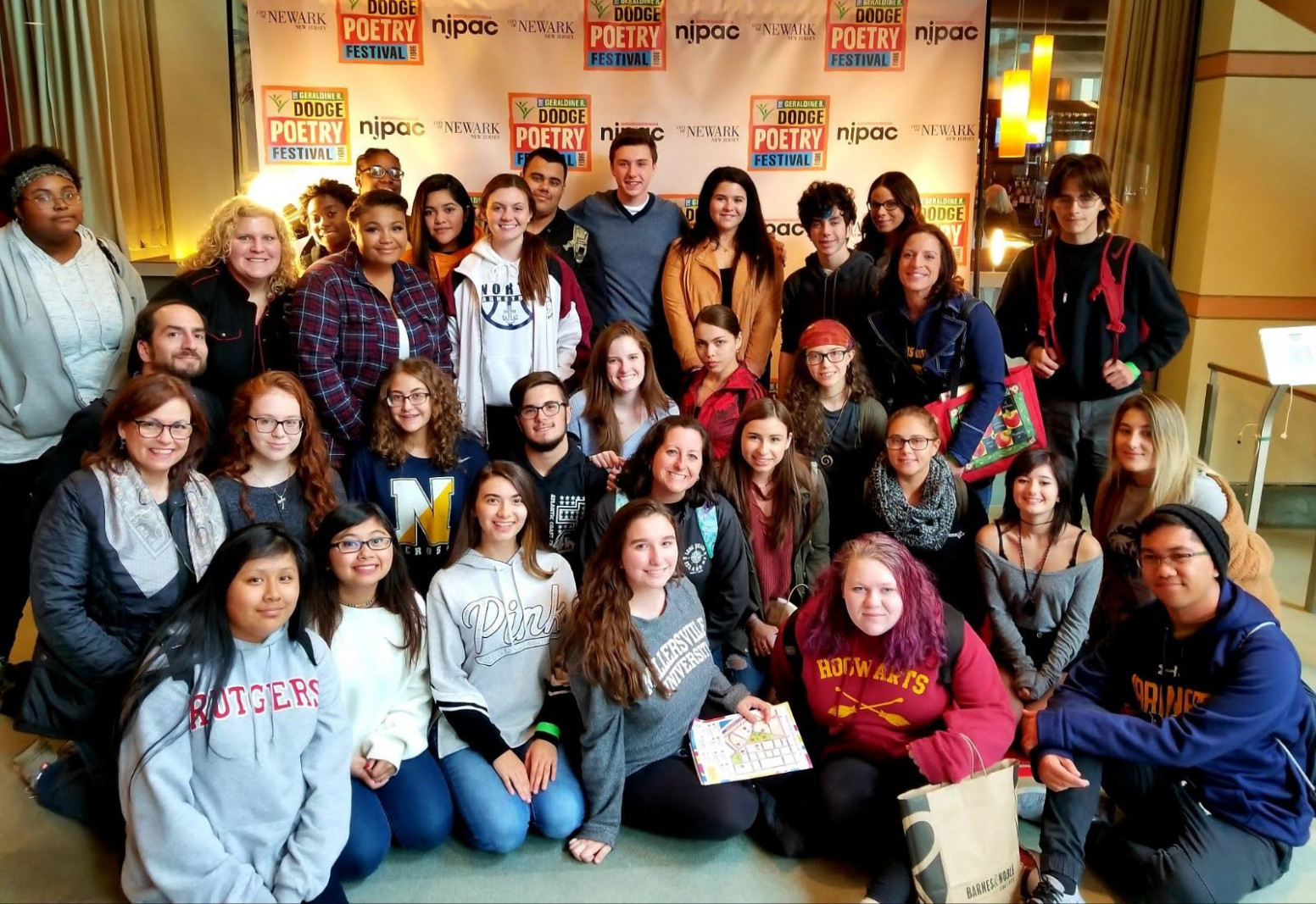 Toms River Students See Poetry in Motion at Dodge Festival | Toms ...