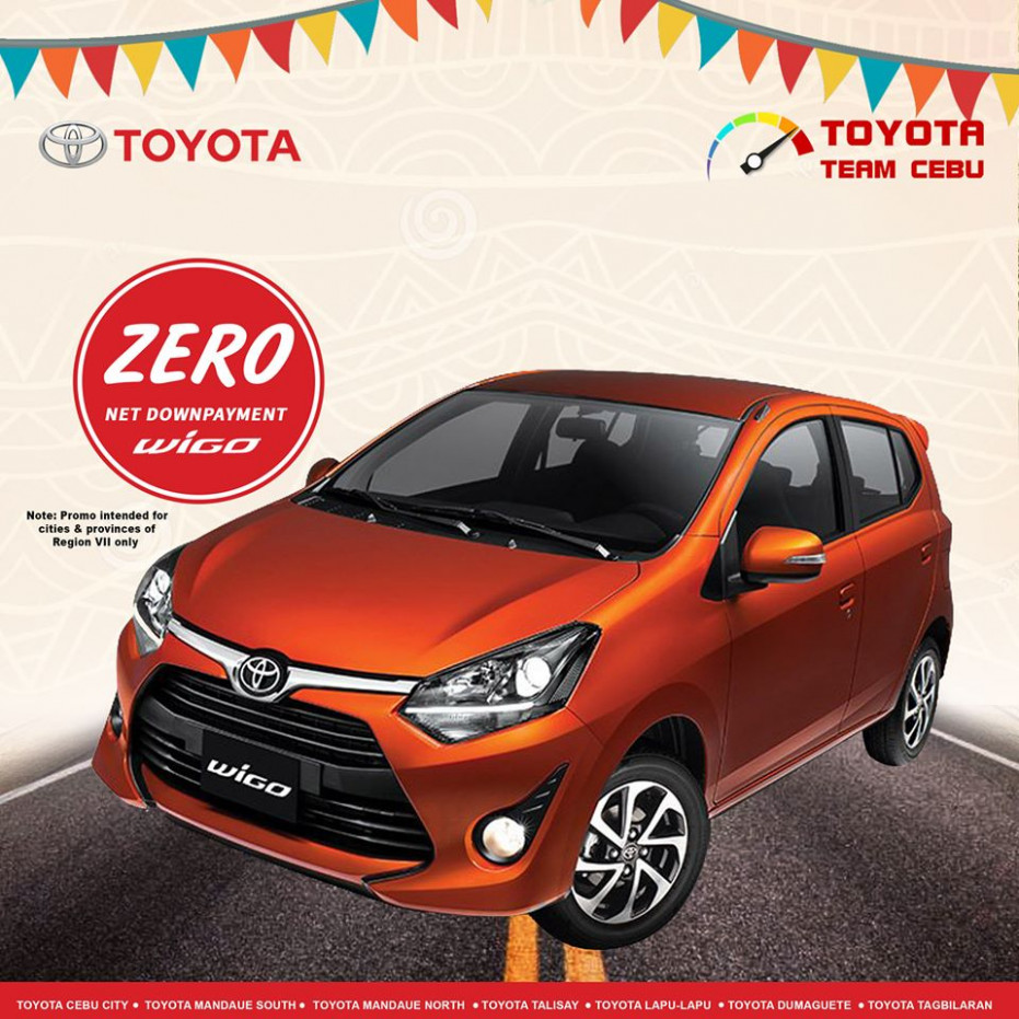 Toyota Cebu January 8 Promotion | Toyota Motors Cebu Philippines