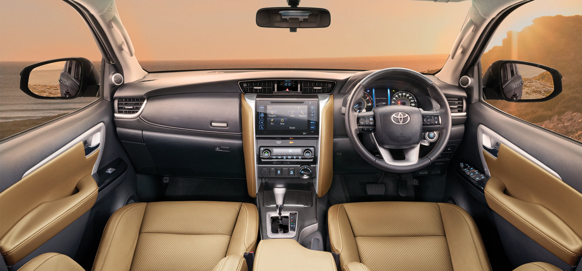 Toyota India | Official Toyota Fortuner site, Fortuner price ...