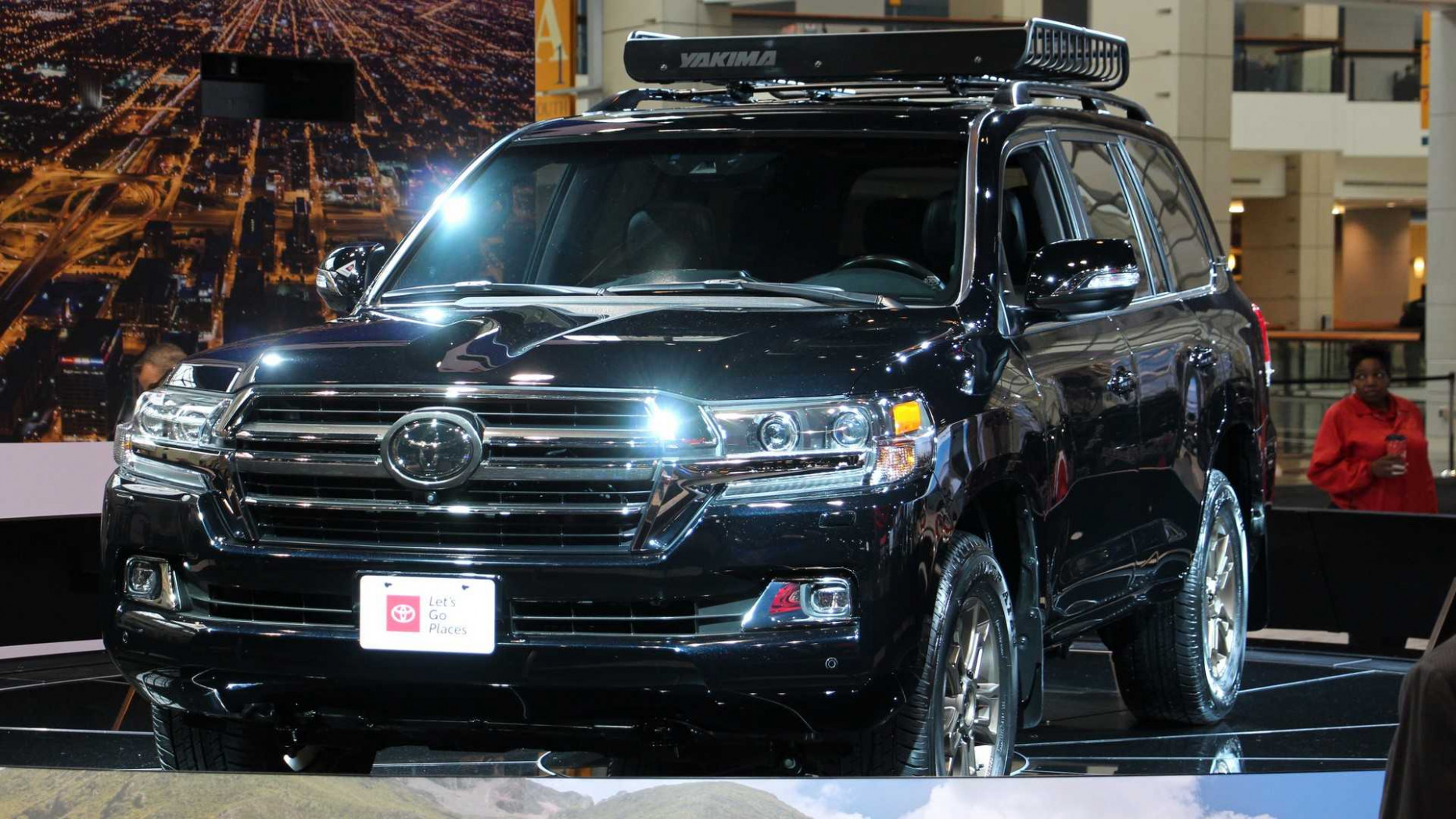 Toyota Land Cruiser To Lose V8 Engines For Next Generation? - 2020 toyota land cruiser towing capacity