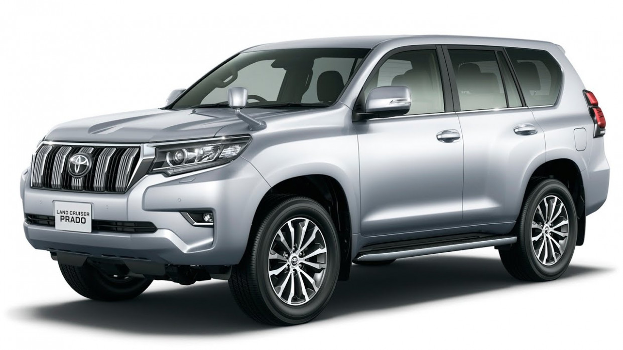 Toyota PRADO 8 - 2020 toyota land cruiser towing capacity