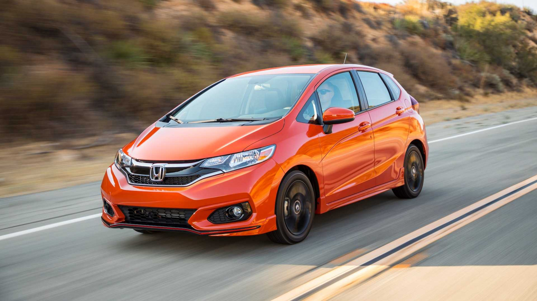 U.S. Stuck With The Old Honda Fit For 6MY