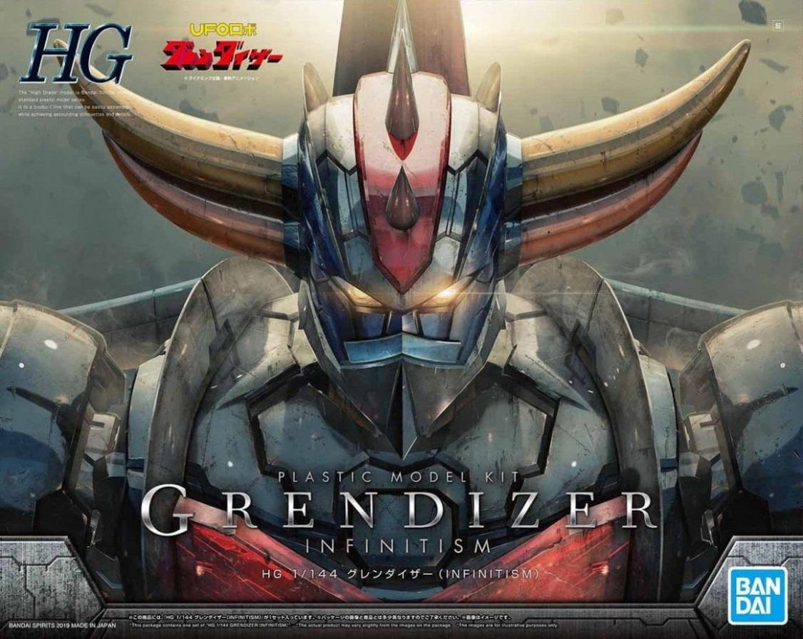 Understand The Background Of Mazinger Z Infinity 8 Design Now ..