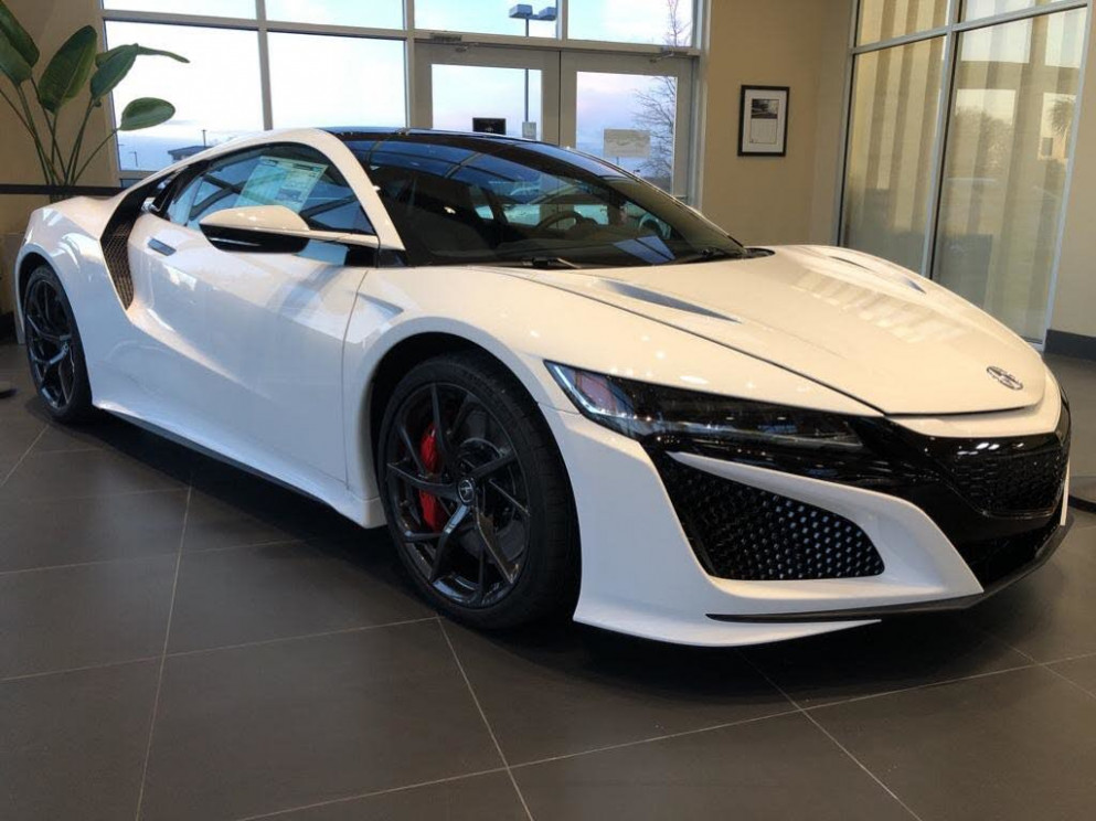 Used 6 Acura NSX for Sale (with Photos) - CarGurus