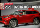 Video: 8 Toyota Highlander Is The Brand's Best Looking Yet