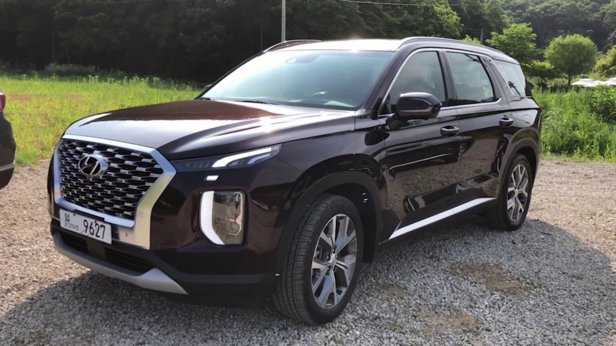 Video review: 7 Hyundai Palisade in South Korea | Drive Arabia