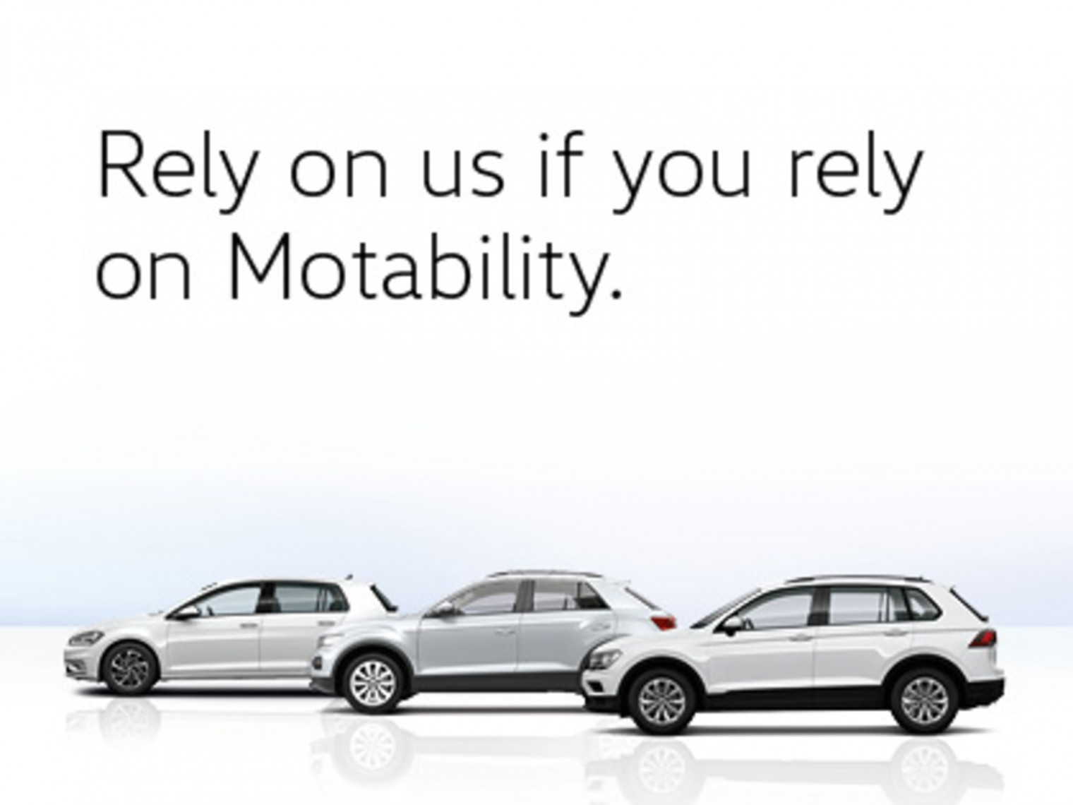 View our Motability Price List