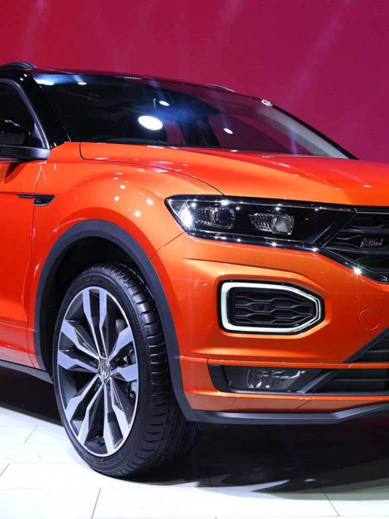 Volkswagen at Auto Expo 6