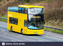 Volvo Double Decker Stock Photos & Volvo Double Decker Stock ...