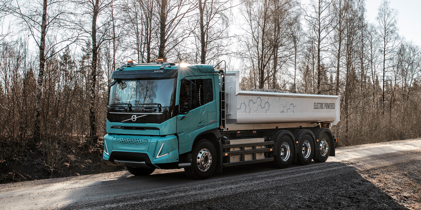 Volvo electric heavy-duty and regional use trucks - electrive